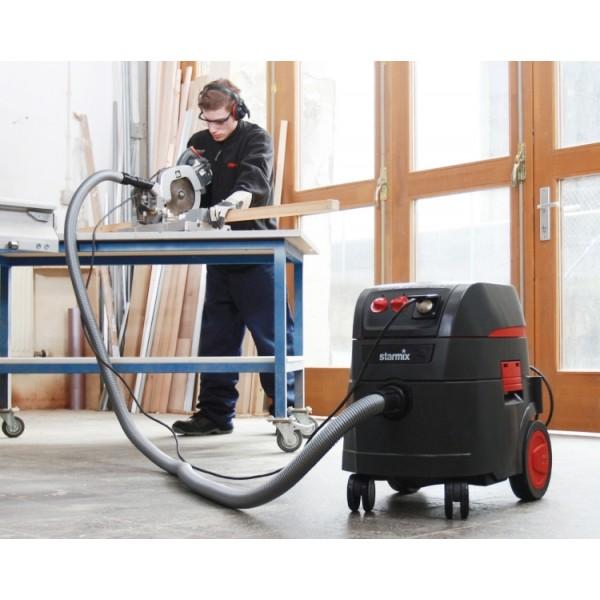 купить Промышленный пылесос Starmix ISP iPulse ARH - 1435 Asbestos EWA (код 017303)