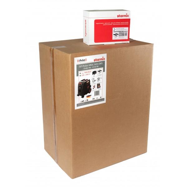 купить Промышленный пылесос Starmix ISP iPulse ARDL - 1435 EWS (код 015088)